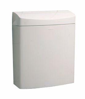 Poubelle pour serviettes hygiéniques en plastique en surface MatrixSeries