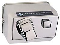 photo de Push Button Surface Hand Dryer