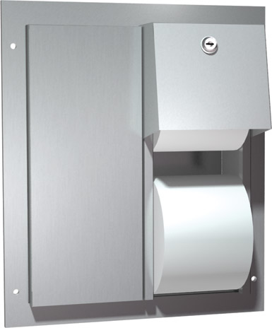 photo de Toilet Tissue Dispenser