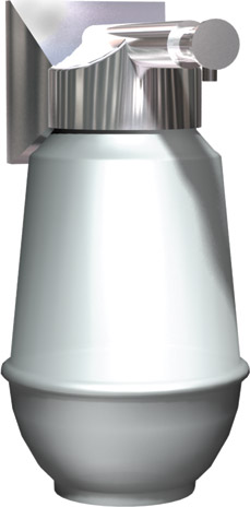 photo de Wall Mounted Surgical Type Soap Dispenser