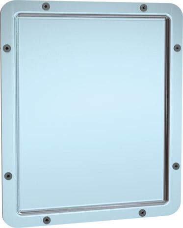 Framed mirroir