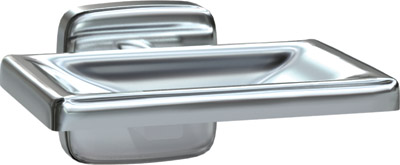 photo de Stainless Steel Surface mounted Soap Dish